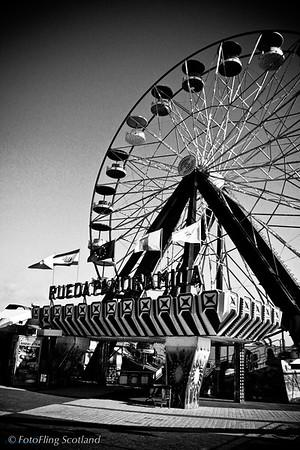 Big Wheel Holiday World  Funfair, Maspalomas