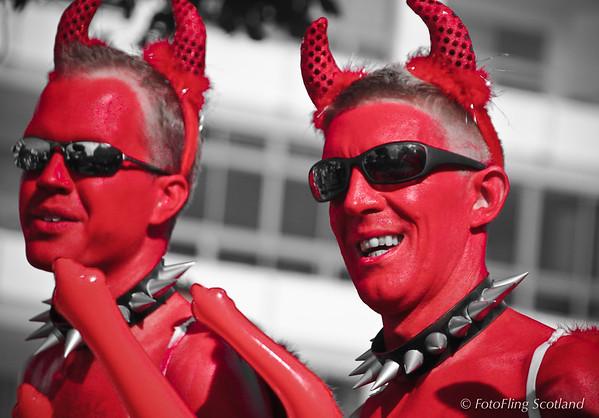 Horny Devils