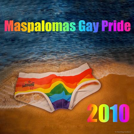 Maspalomas GayPride 2012