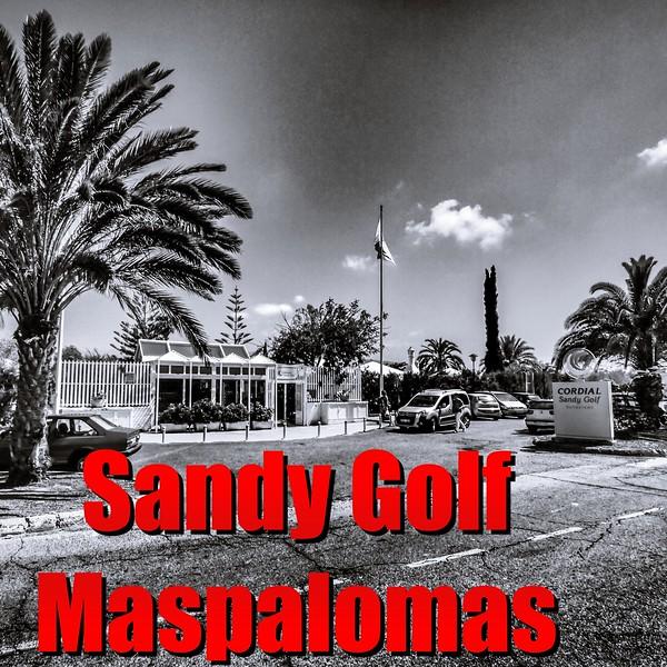 Sandy Golf Bunglows. Maspalomas