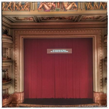 Teatro Pérez Galdós