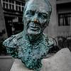 Bust of Sindo Saavedra
