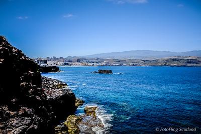 Las Palmas Shoreline