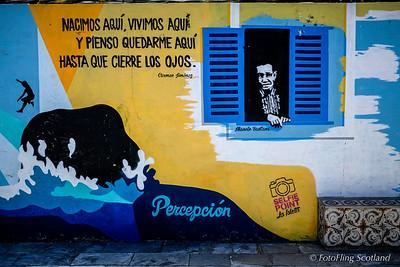 Las Palmas Street Art