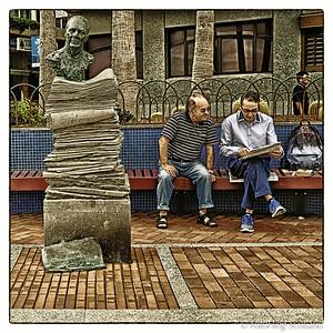 Men of Las Palmas
