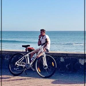 Smartphone Cyclist