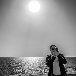 A Selfie in the Sun