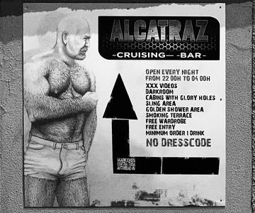 Off to Alcatraz ?