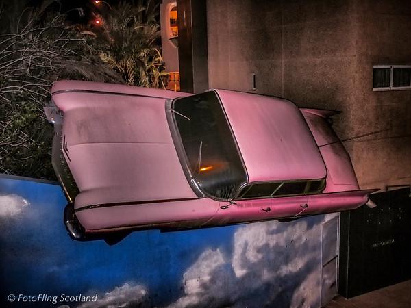 Flying Car Playa del Ingles
