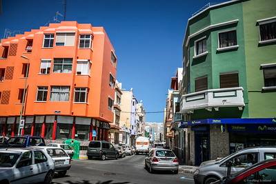 Colour in Las Palmas
