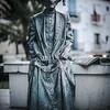 Ibiza Statue