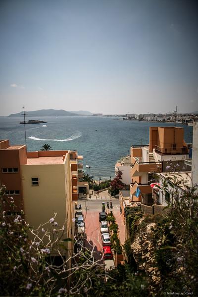 Figueretas Bay, Ibiza