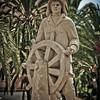 Fisherman Statue