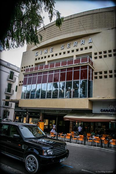 Cine Serra, Ibiza