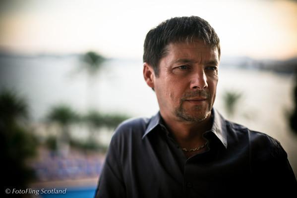 Portrait - Gerald - Ibiza