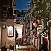 Ibiza Old Town at Night