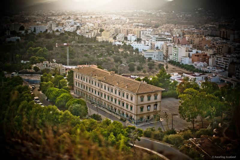 Comandancia Militar, Ibiza