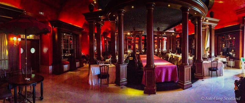 Restaurant: Teatro Real, Madrid