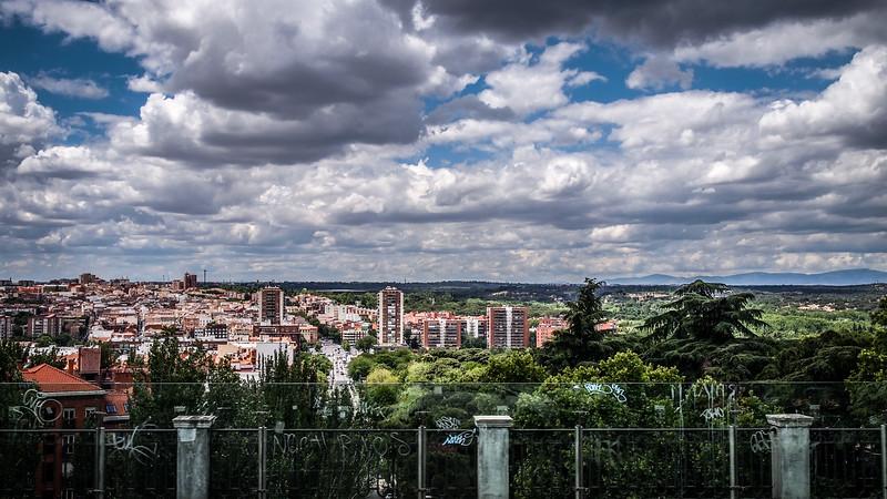 The Plain of Spain
