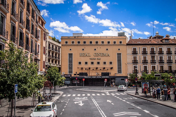Teatro Cine Real Cinema