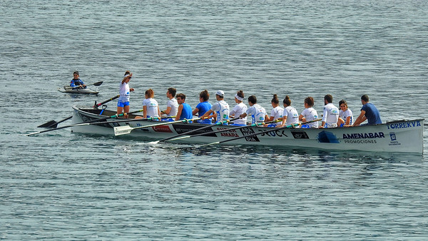 Carry on Rowing