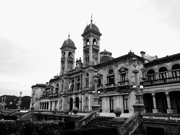 Casa Consistorial (City Hall)  San Sebastián