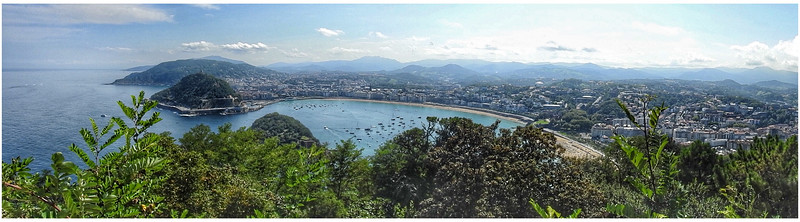 Donostia Panorama