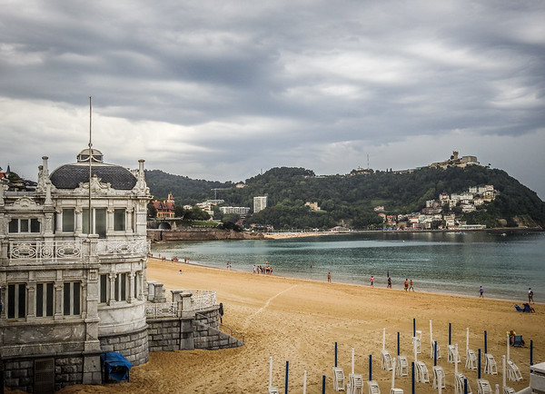 La Concha Beach, San Sebastián