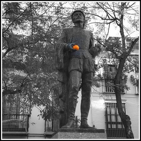 An Orange for Don Juan