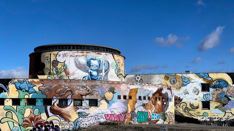 Seville Graffiti