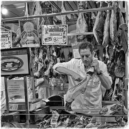Ham Sales in Seville