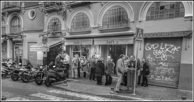 Seville Street Life