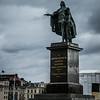 Statue King Gustav III Stockholm