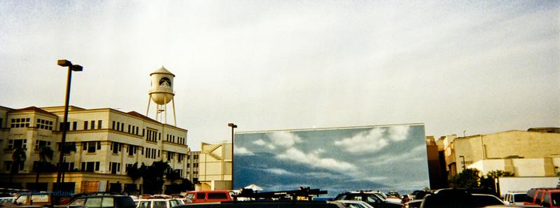 Paramount Lot