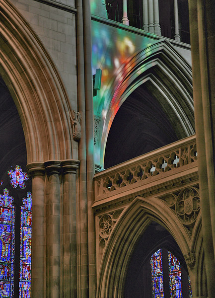 The Washington National Cathedral, Washington DC