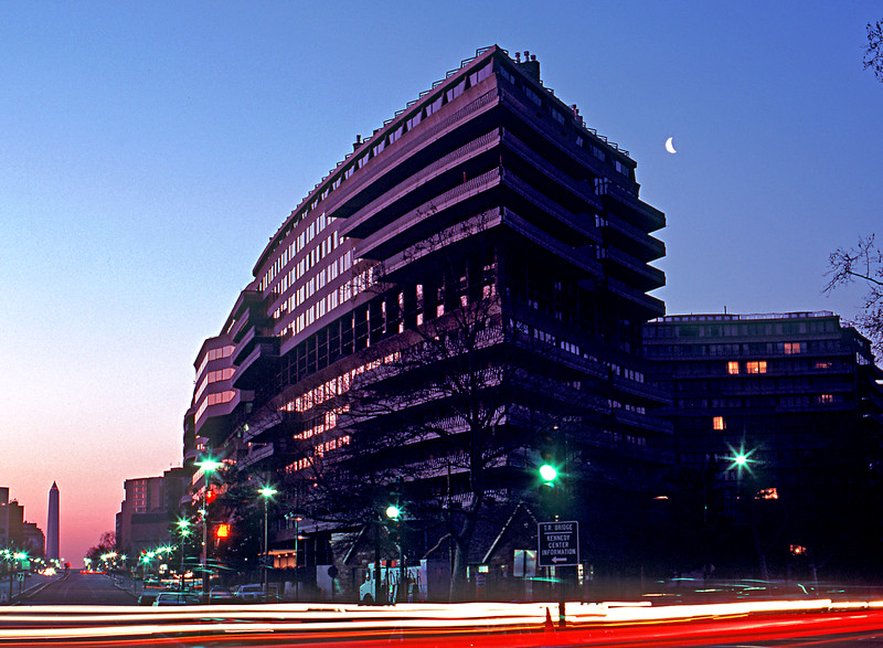 Watergate Hotel, Washington DC