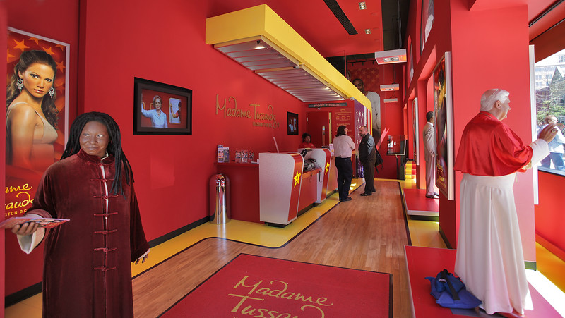 Madame Tussau, Washington DC , GTM Architects