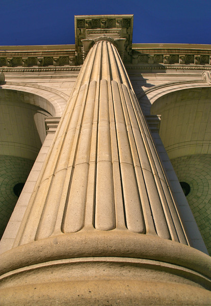 Union Station Column, Washington DC