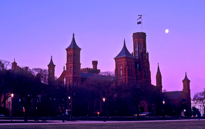 Smithsonian  Museum Castle Building, Washington DC