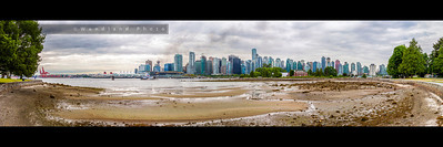 Vancouver Panorama (10x30, 12x36)