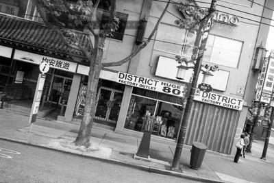 Canada Chinatown (4x6, 8x12, 12x18, 16x24)