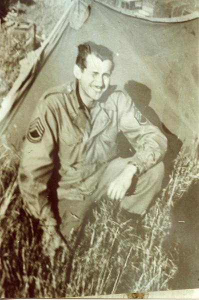 T/Sgt William Klesenski