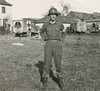 Lt. Sick, ambulance platoon leader, an old standby of Company B at Roth, Germany