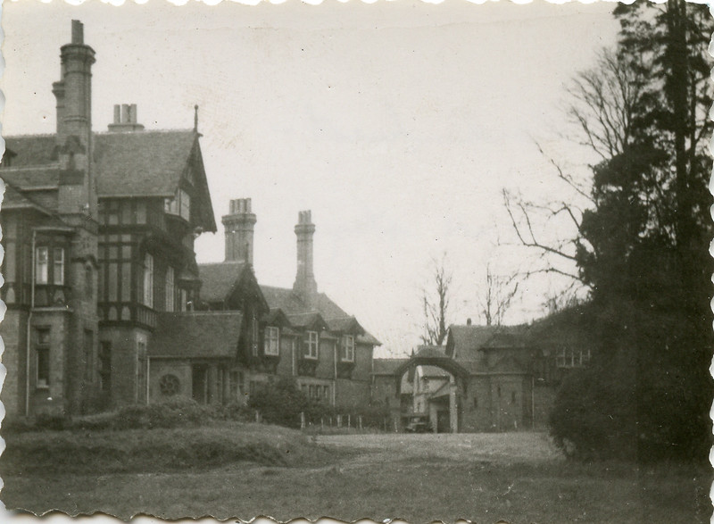 Gardenhurst - where we stayed in England - I have a better picture of this