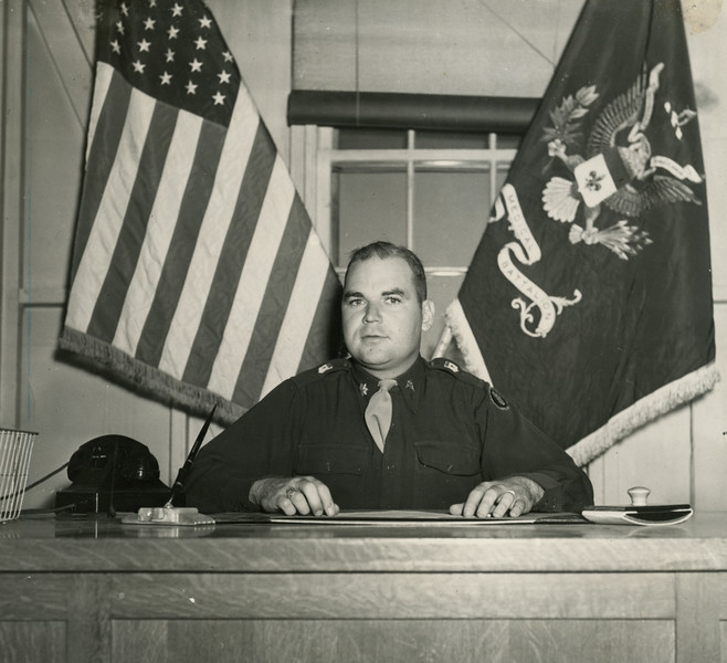 Lt. Col. Russell W. Hibbert