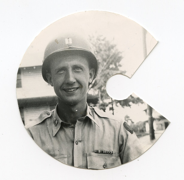 Cyril P. Van Meter<br /> Captain<br /> Indianapolis, Ind.<br /> Commanding Company C