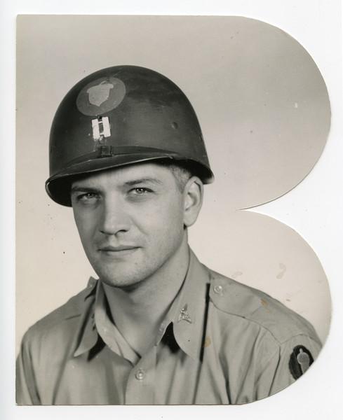 RALPH A. WICHTER<br /> Captain<br /> Toledo, Ohio<br /> Commanding Company B