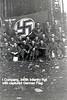 Captured Nazi Flag by Company I - 345th Inf - 3