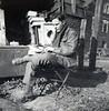 Me.  April '45<br /> [William Saul]