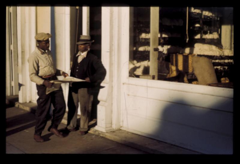 Mississippi street scene